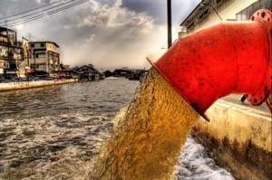 لایروبی انتقال و تخلیه کانال های فاضلاب