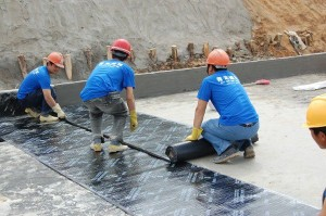 bituminous-membrane-waterproofing