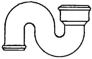 siphon-trap