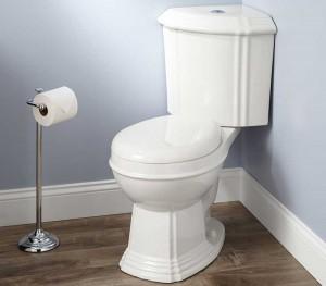 نشتی توالت فرنگی
