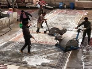 تخلیه چاه قالیشویی